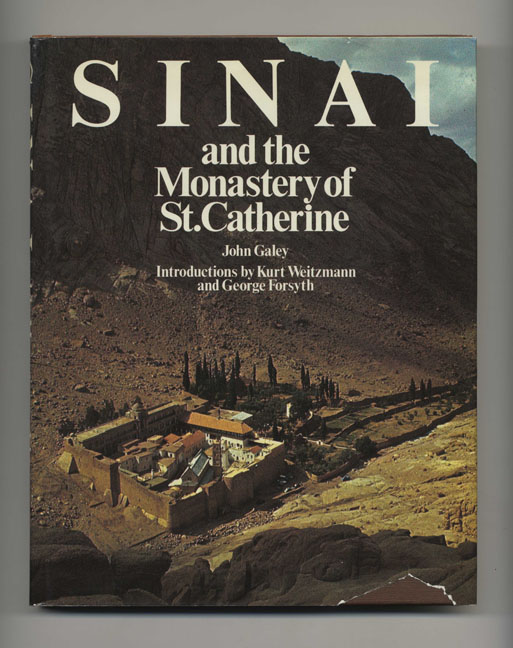Sinai and the Monastery of St. Catherine. John Galey.