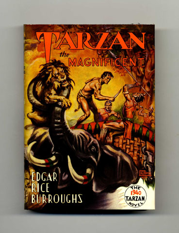 Tarzan the Magnificent - 1st Edition. Edgar Rice Burroughs.