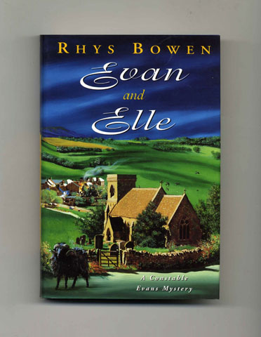 Evan and Elle - 1st Edition/1st Printing. Rhys Bowen.