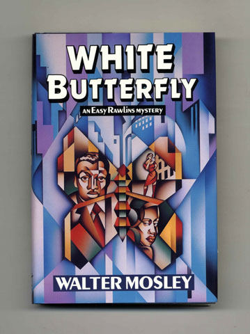 White Butterfly - 1st Edition/1st Printing. Walter Mosley.