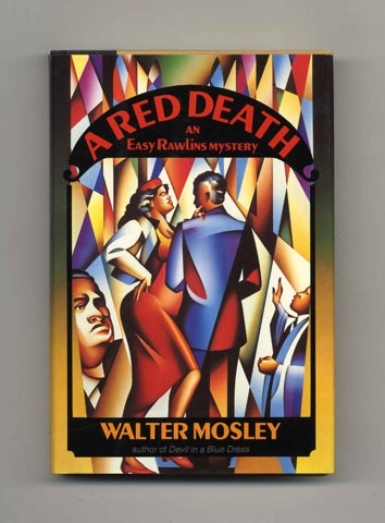 A Red Death - 1st Edition/1st Printing. Walter Mosley.
