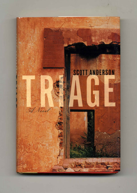 Triage - 1st Edition/1st Printing. Scott Anderson.