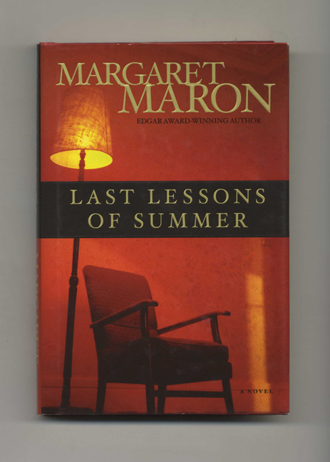 Last Lessons of Summer - 1st Edition/1st Printing. Margaret Maron.