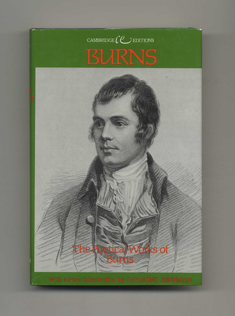 The Poetical Works of Robert Burns. Robert Burns.