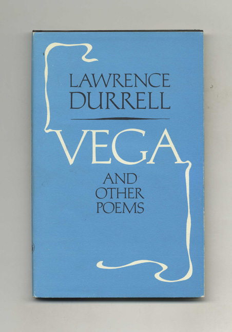 Vega and Other Poems - 1st Edition/1st Printing. Lawrence Durrell.