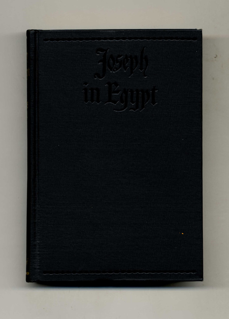 Joseph in Egypt. Thomas Mann.