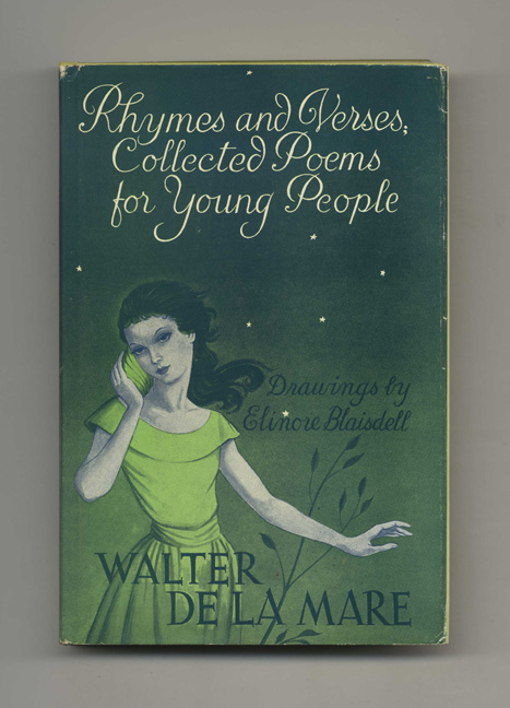 Rhymes and Verses: Collected Poems for Children by Walter De La Mare on  Books Tell You Why, Inc