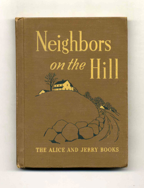 Neighbors on the Hill - 1st Edition/1st Printing. Marjorie Flack, Mabel O'Donnell.