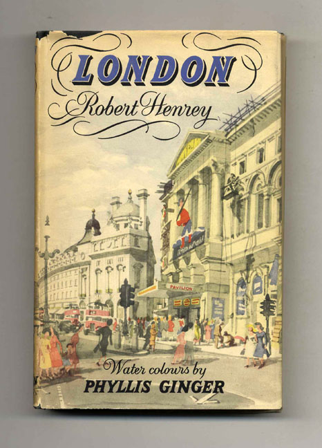 London. Robert Henrey.