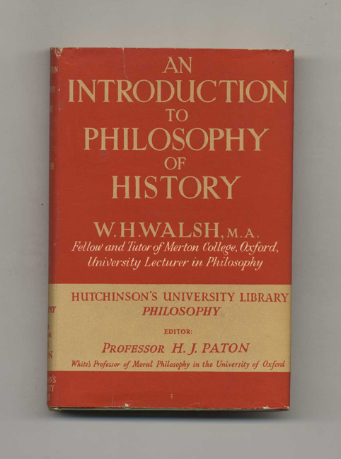 An Introduction To Philosophy Of History