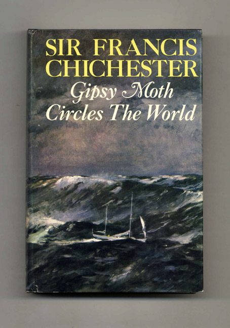 Gipsy Moth Circles The World
