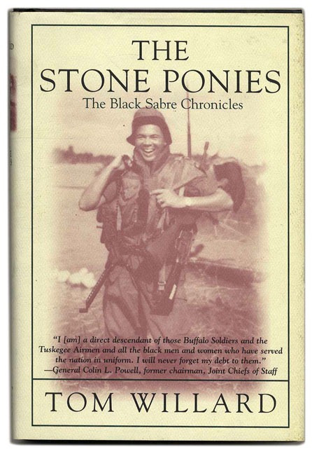 The Stone Ponies: Book Four of the Black Sabre Chronicles - 1st Edition/1st Printing. Tom Willard.