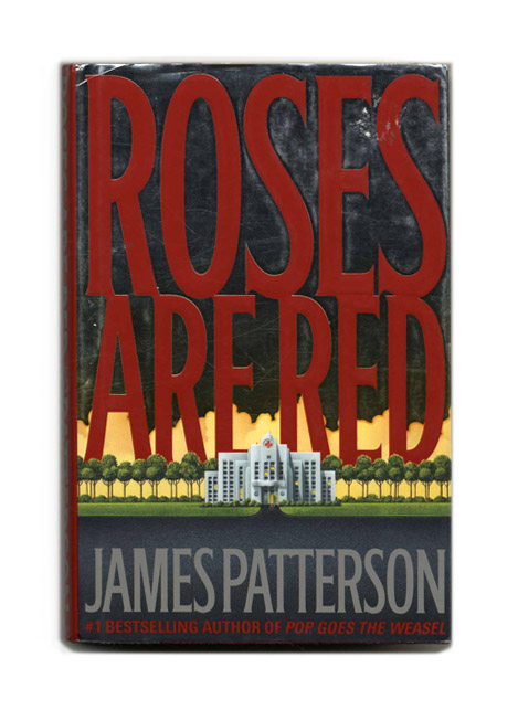 Roses Are Red. James Patterson.