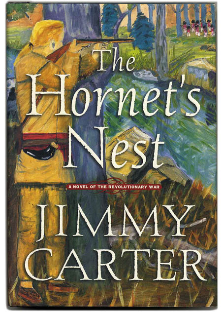 At the bookshelf with my head in a book jimmy carter spent more years writing the hornets nest than he spent as president fandeluxe Gallery