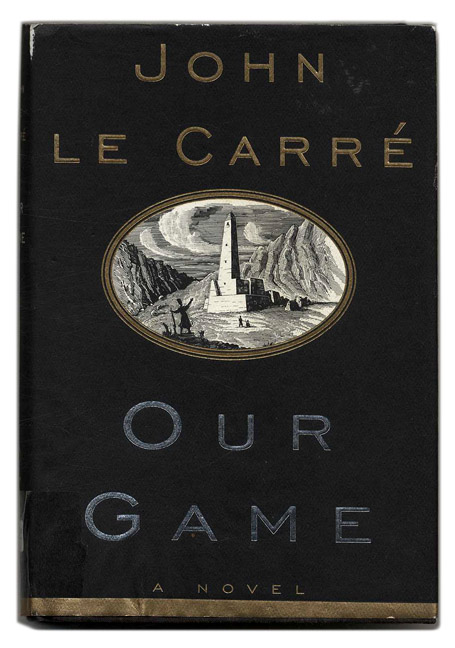 Our Game - 1st Edition/1st Printing. John Le Carre.