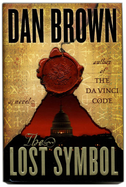 The Lost Symbol 1st Edition1st Printing Dan Brown Books Tell