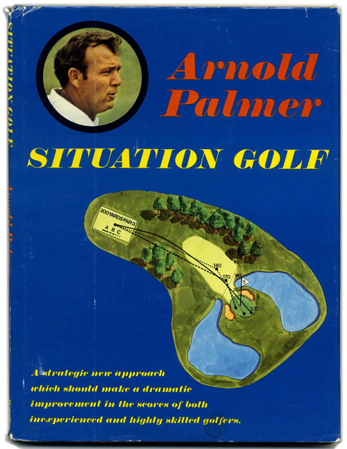 Situation Golf. Arnold Palmer.
