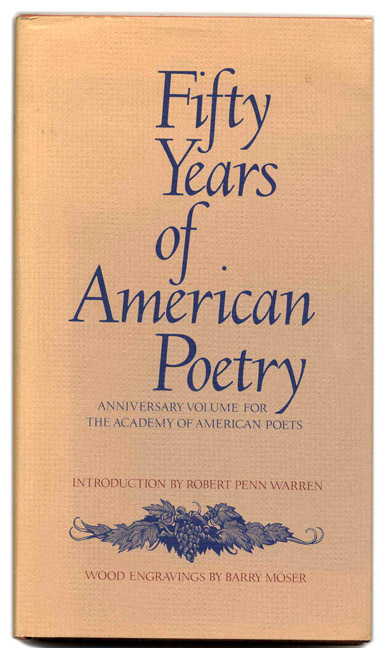 Fifty Years of American Poetry. Robert Penn Warren, Introduction.