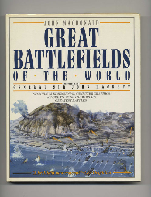 Great Battlefields of the World -1st Edition/1st Printing. John D. MacDonald.