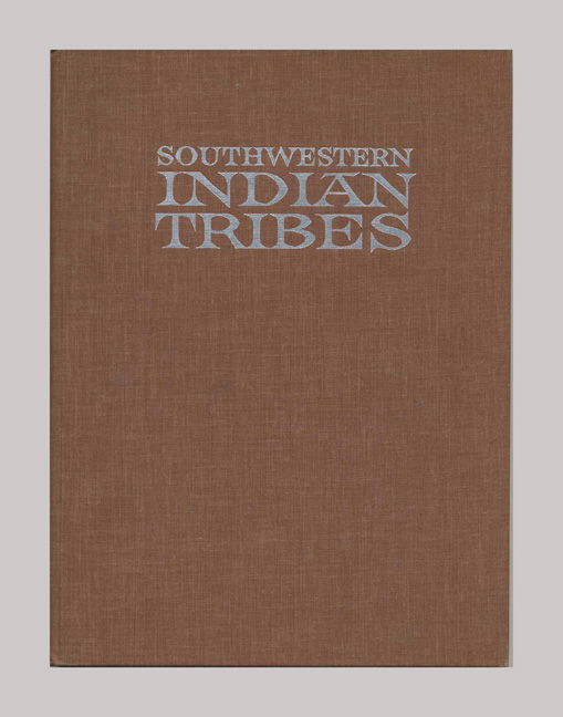 Southwestern Indian Tribes -1st Edition/1st Printing. Tom Bahti.