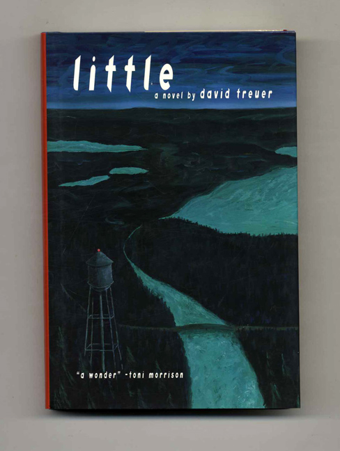 Little - 1st Edition/1st Printing. David Treuer.
