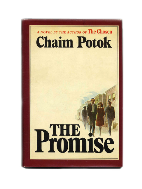 The Promise - 1st Edition/1st Printing. Chaim Potok.