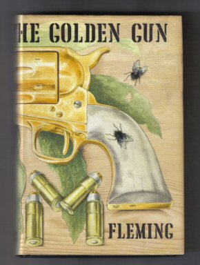 The Man With The Golden Gun - 1st Edition