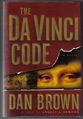 The Da Vinci Code - 1st Edition/1st Printing