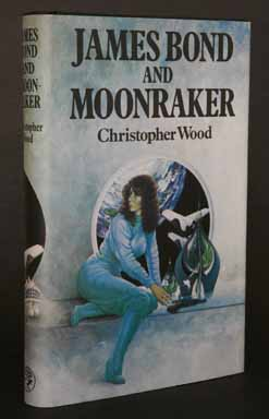 James Bond And Moonraker - 1st Edition/1st Printing