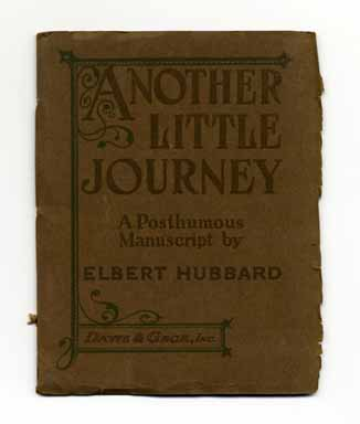 Another Little Journey - 1st Edition/1st Printing