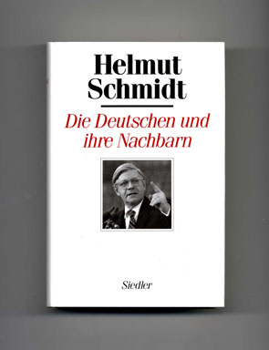 Die Deutschen Und Ihre Nachbarn [, The Germans And Their Neighbors] - 1st Edition/1st Printing