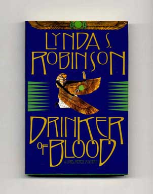 Drinker of Blood - 1st Edition/1st Printing