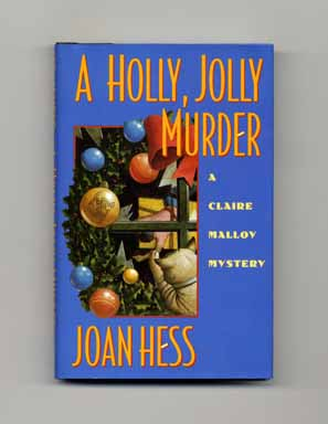 A Holly, Jolly Murder - 1st Edition/1st Printing
