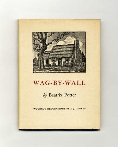 Wag-By-Wall - 1st Edition/1st Printing