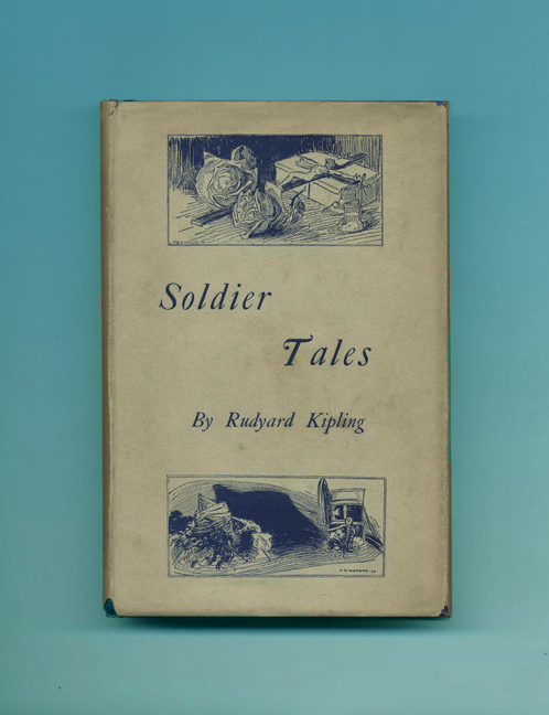 Soldier Tales - 1st Edition