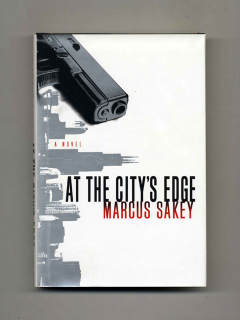 At The City's Edge - 1st Edition/1st Printing