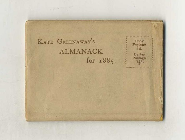 Kate Greenaway's Almanack for 1885
