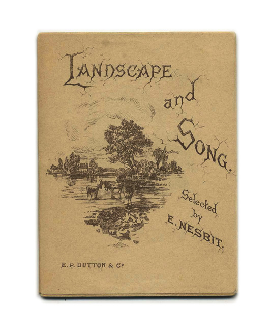 Landscape and Song, Selected by E. Nesbit