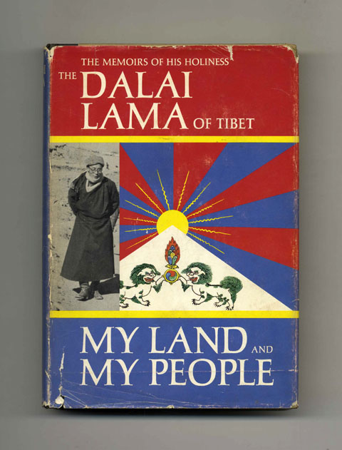 My Land And My People - 1st Edition/1st Printing