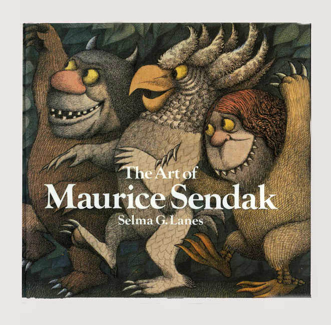 The Art Of Maurice Sendak - 1st Edition/1st Printing
