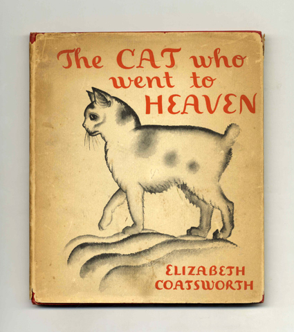 The Cat Who Went To Heaven - 1st Edition/1st Printing