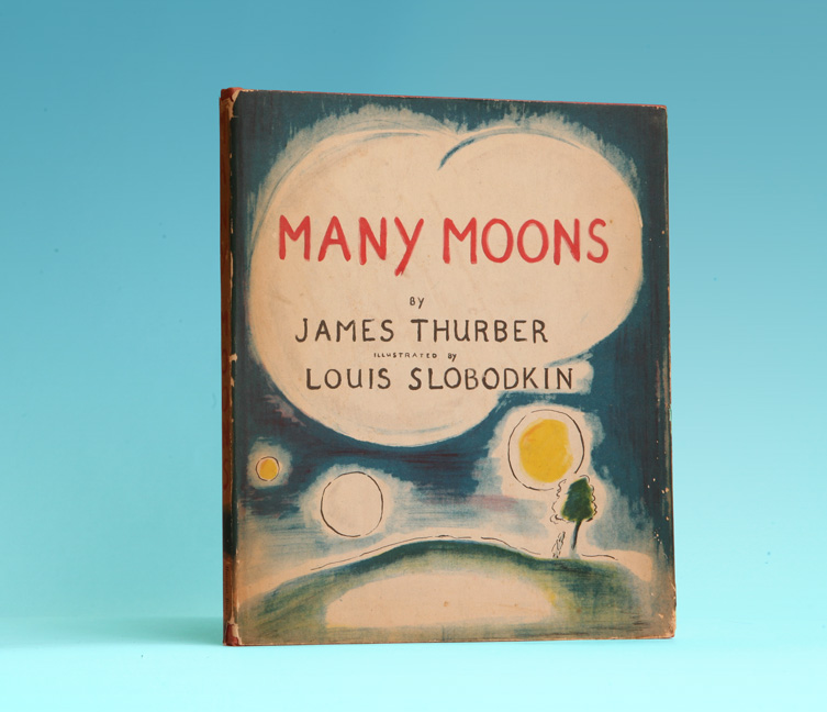Many Moons - 1st Edition/1st Printing