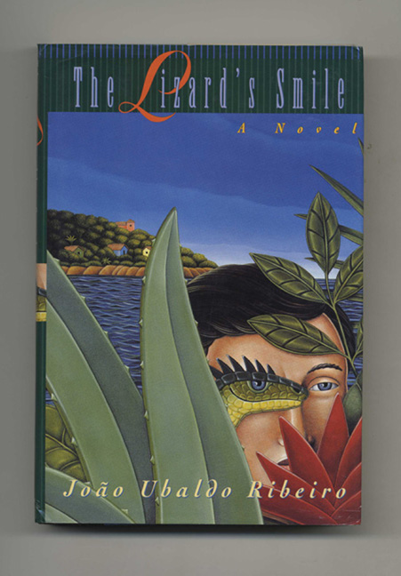 The Lizard's Smile - 1st US Edition/1st Printing