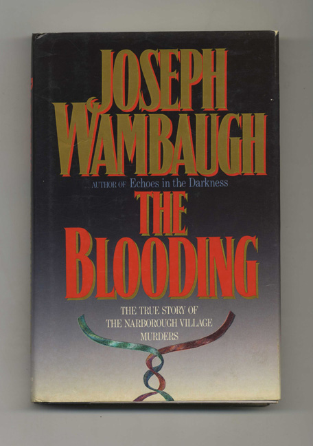 The Blooding - 1st Edition/1st Printing