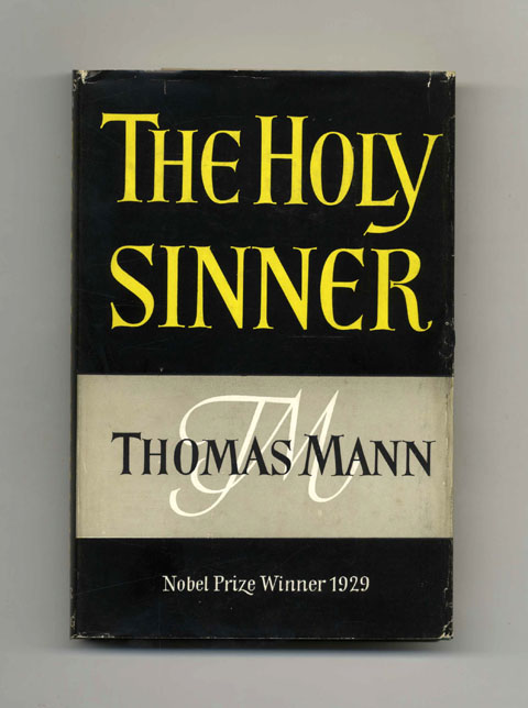 The Holy Sinner - 1st UK Edition/1st Printing