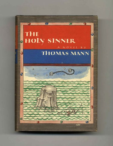 The Holy Sinner - 1st US Edition/1st Printing