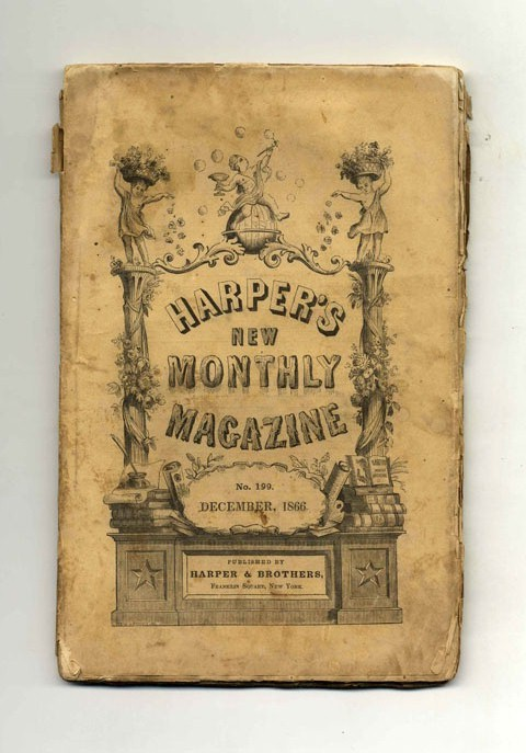 Forty-three Days In An Open Boat [In: Harper's New Monthly Magazine, Vol. 34, No. 199, December, 1866]