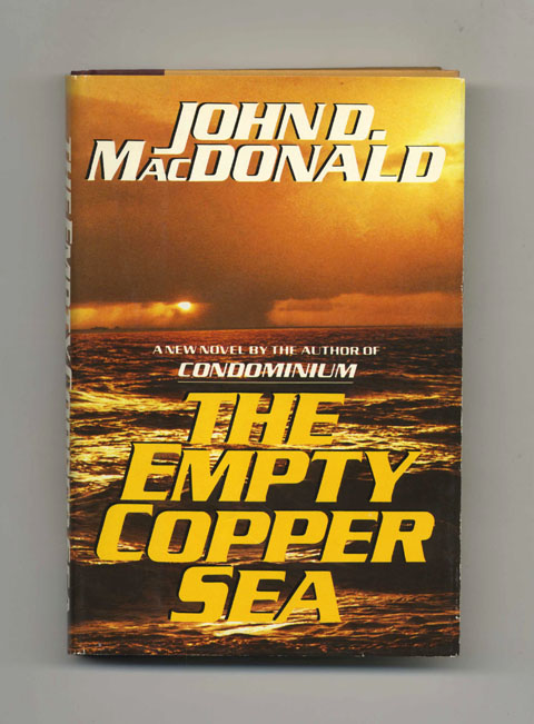 The Empty Copper Sea - 1st Edition/1st Printing