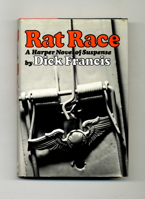 Rat Race - 1st US Edition/1st Printing