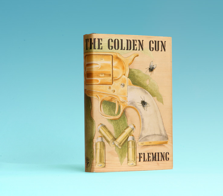 The Man with the Golden Gun - 1st Edition/1st Printing